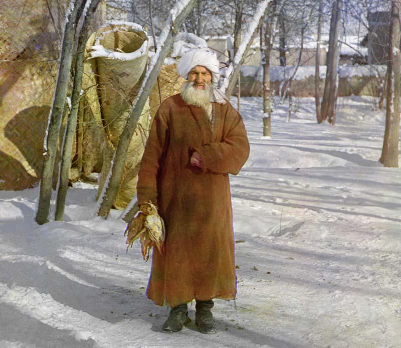 a sart old man 1911